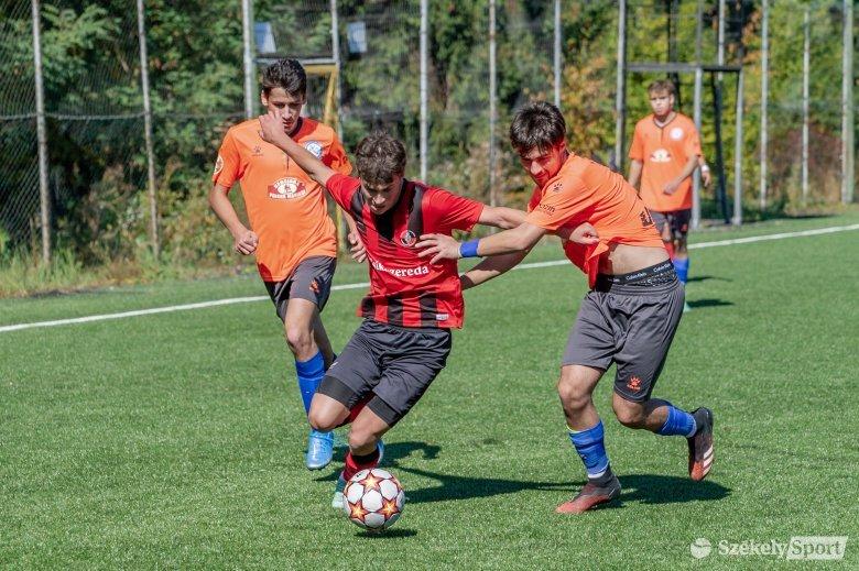 Kikapott az FK Csíkszereda ificsapata a Kolozsvári CFR vendégeként