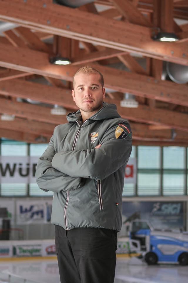 Székely edző a világélvonalban: Kosz Zsolt Európa egyik legjobb műkorcsolya-akadémiáján dolgozik