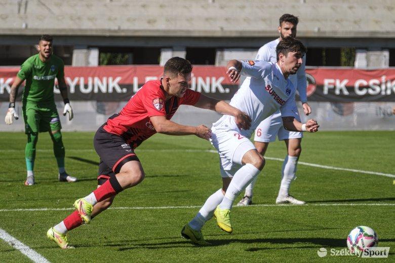 A forduló nyitómérkőzésén játszik az FK Csíkszereda
