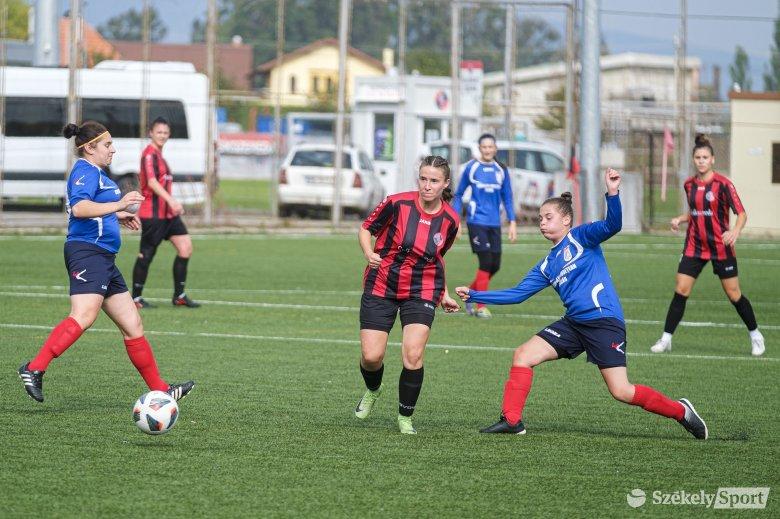 Nem tudnak hibázni: továbbra is százszázalékos az FK Csíkszereda női csapata