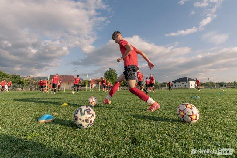 Az ifjúsági BL-ben vizsgázik az FK Csíkszereda bajnokcsapata