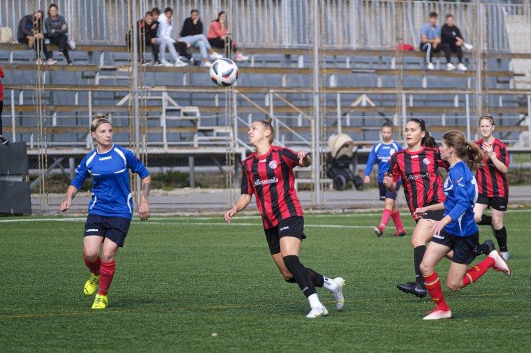 A csíki és udvarhelyi női focicsapat összekerült a kupában