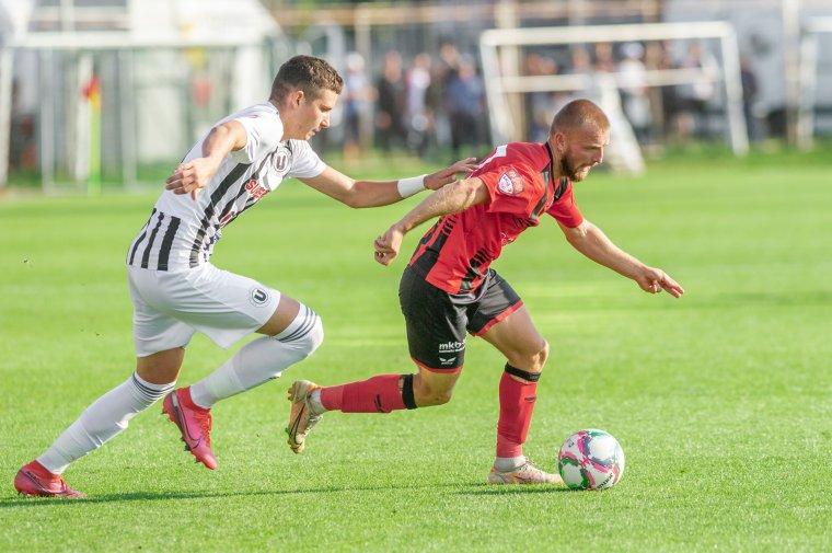A szünet után jött a feltámadás, megszerezte első pontjait az FK Csíkszereda