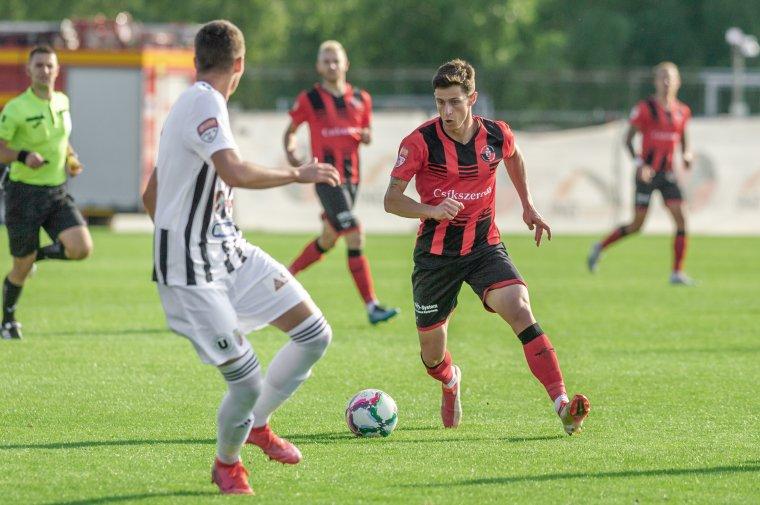 Schieb duplája három pontot ért az FK Csíkszeredának