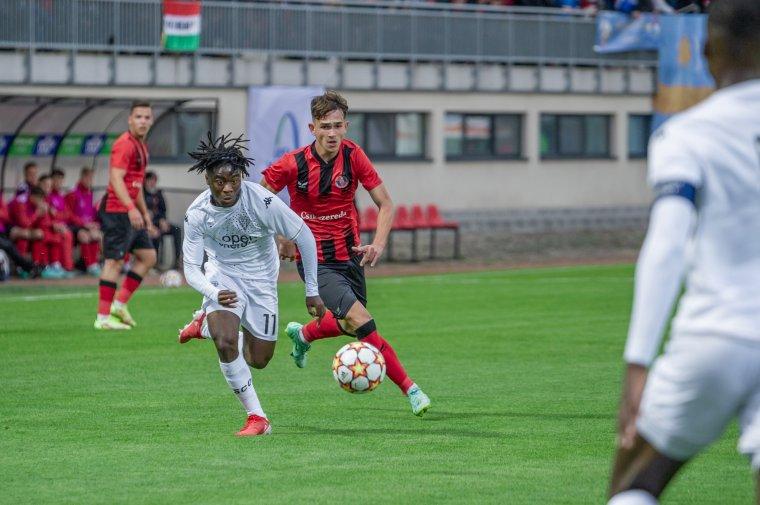 Pontrúgásokkal győzött az Angers az FK Csíkszereda pályáján