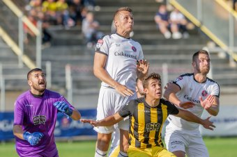 Szerdán játszanak a székelyföldi labdarúgócsapatok a kupában