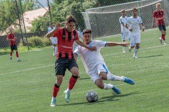 Rossz vasárnapjuk volt az FK Csíkszereda ificsapatainak