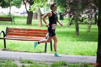 Először teljesítette csíki sportolónő az Ironman-viadalt