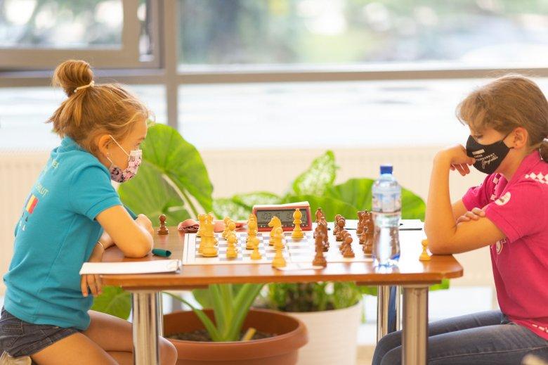 Sakkcsaták zajlanak a Sapientia egyetemen