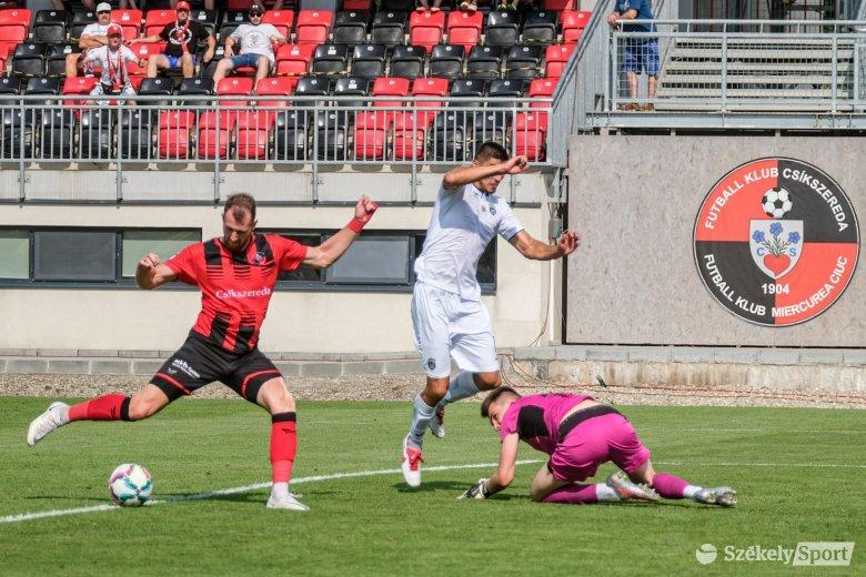 Tehetetlen volt a kapu előtt az FK, az Astra elvitte a három pontot