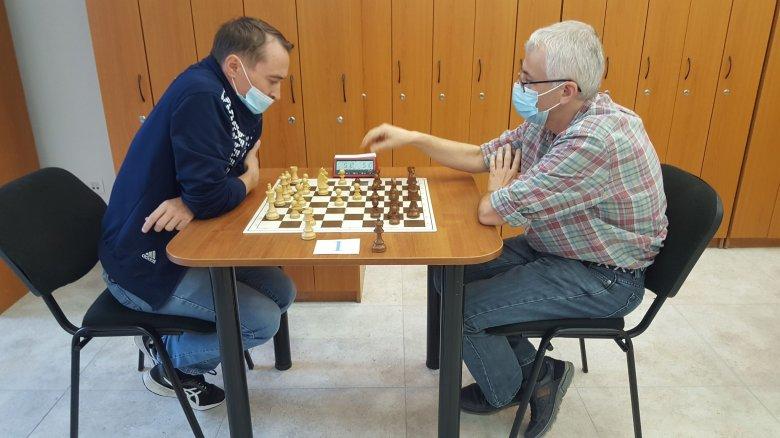 Marius Manolache nyerte a csíki sakkversenyt