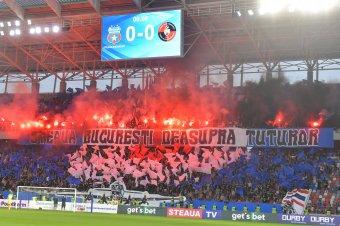 Belső kivizsgálás indult a sportminisztériumban a Steaua-drukkerek magyarellenes kirohanásai miatt