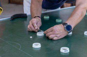 Székelyföldiek játszottak a szektorlabda Európa-bajnokságon