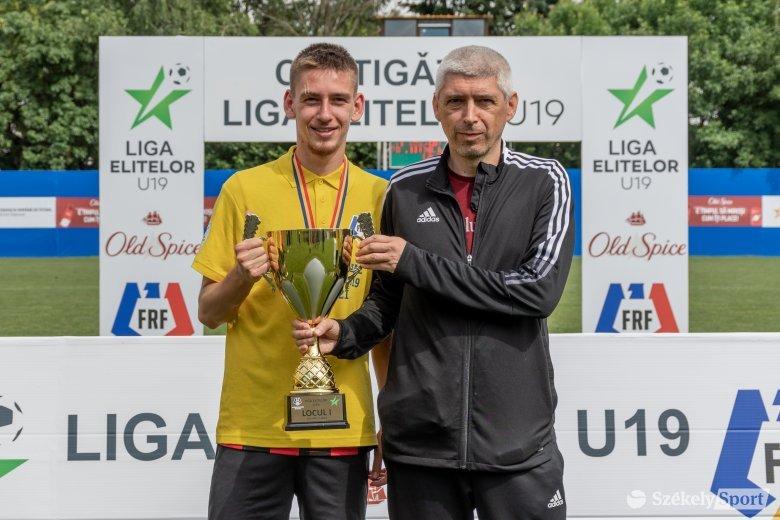 Így értékelte Szondy Zoltán klubelnök a Székelyföld Labdarúgó Akadémia eredményeit