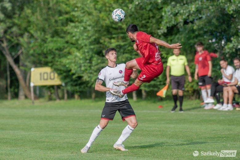 Újabb élvonalbeli csapattal játszott döntetlent az FK Csíkszereda