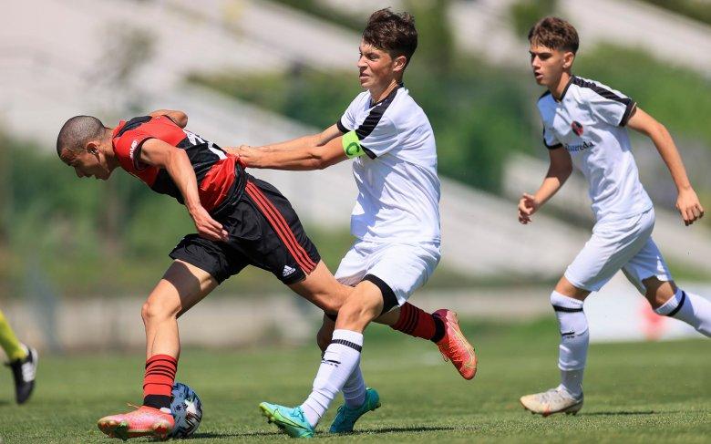 Nyolcadik lett az FK Csíkszereda ificsapata Felcsúton