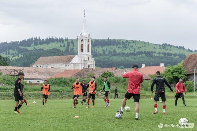 A bajnokság megnyeréséért küzd az FK Csíkszereda az U19-es Elit Liga döntőjében