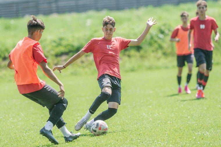 Felcsútra utazik az FK ificsapata, nagy kihívás vár a fiúkra