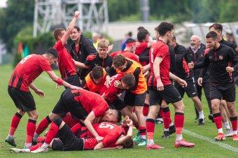 """""""Pályafutásunk eddigi csúcsa ez az eredmény"""" –  nyilatkozatok a mogoșoaiai székely fociünnep után"""