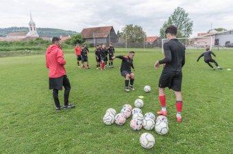 Már dobogón az FK Csíkszereda a romániai utánpótlás-nevelési rangsorban