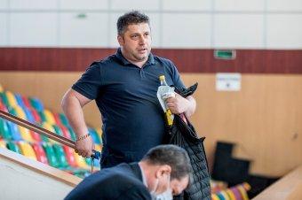 Görbe Walternek elege lett a romániai futsalból, a csíki hokicsapatot fogja támogatni