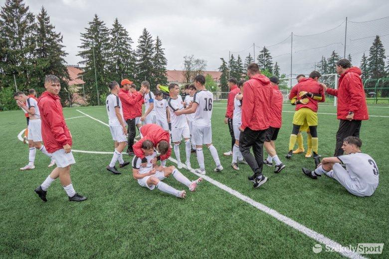 Elődöntőbe jutott az FK Csíkszereda U16-os csapata – képgalériával