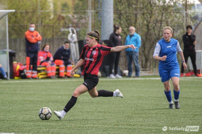 Regáti csoportba került az FK Csíkszereda női együttese