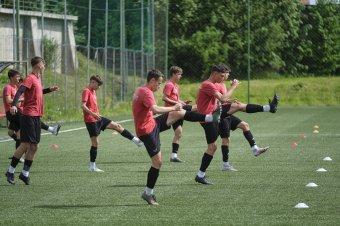 Sorsdöntő mérkőzéseket játszanak az FK Csíkszereda ificsapatai