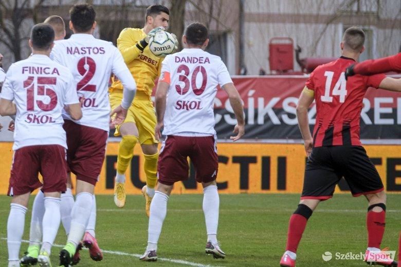 A Rapid és az FC U Craiova is kikapott a 2. Liga élén