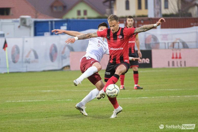 Az FK Csíkszereda és a BL-negyeddöntők mérkőzései a képernyőn