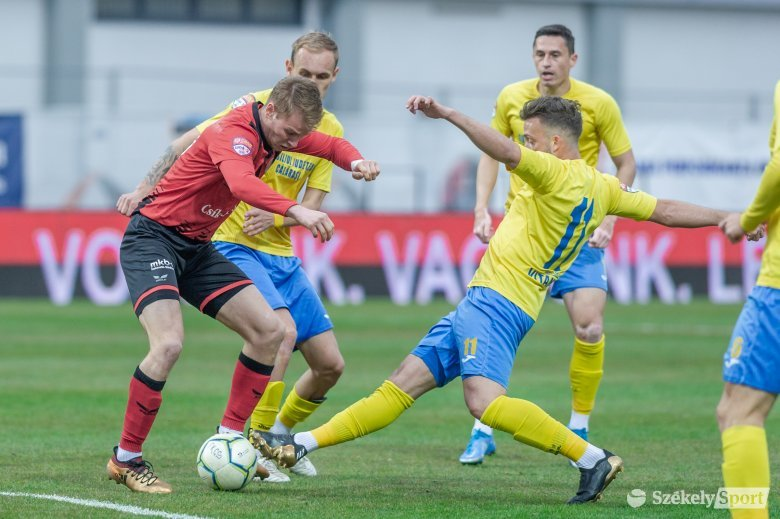 Hiába a számos gólhelyzet, Călărași elvitte a pontokat az FK-tól