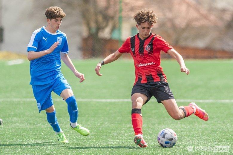 Folytatták győzelmi sorozatukat az FK ificsapatai