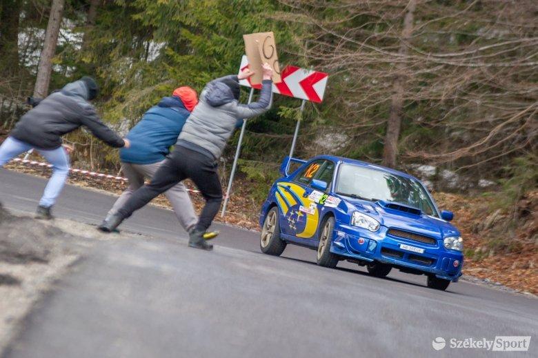Így száguldoztak a hargitafürdői hegyi gyorsasági versenyen