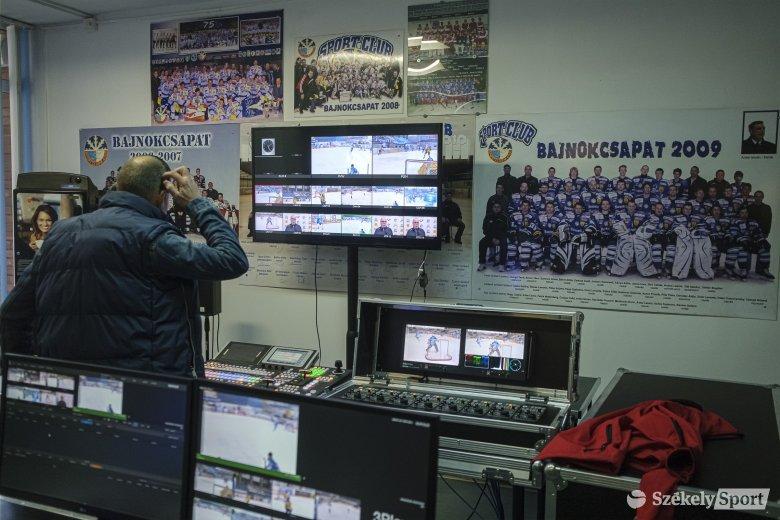 Ahogyan képernyőre kerül a meccs: igazi csapatmunka a sportközvetítés