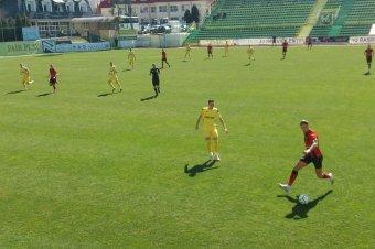 Hiába a jó hajrá, csak egy ponttal utazik haza az FK Csíkszereda