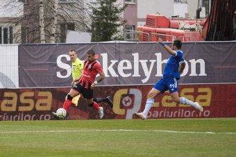 Otthon, a rájátszásban nem terem babér az FK Csíkszeredának