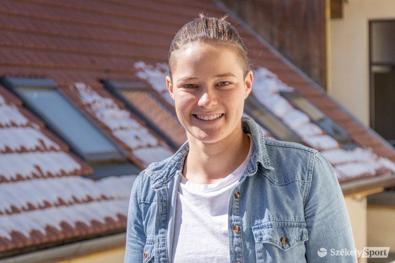 Székely lány a skandináv futballból