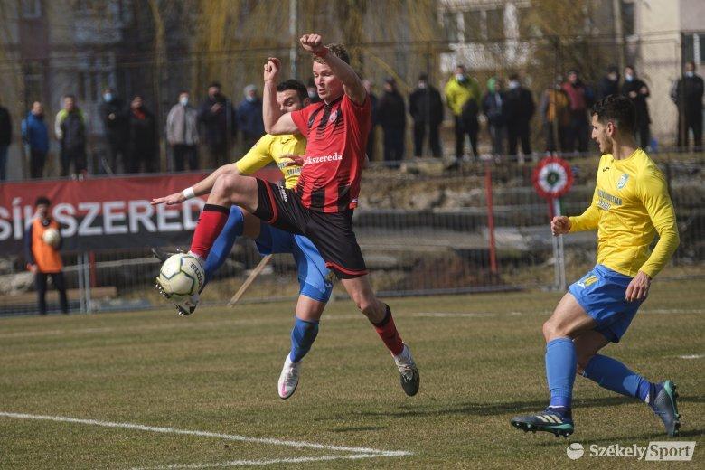 Megszakadt az FK Csíkszereda veretlenségi sorozata – fotókon mutatjuk