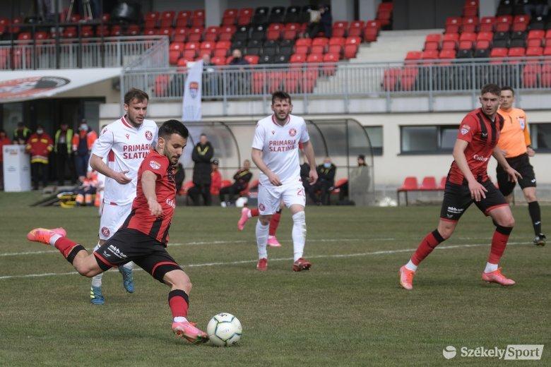 Bejutott a felsőházi rájátszásba az FK Csíkszereda