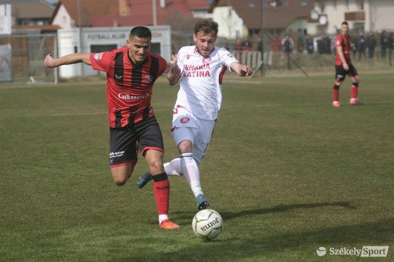 Hazai pályán, a Rapid ellen kezdi a rájátszást az FK Csíkszereda