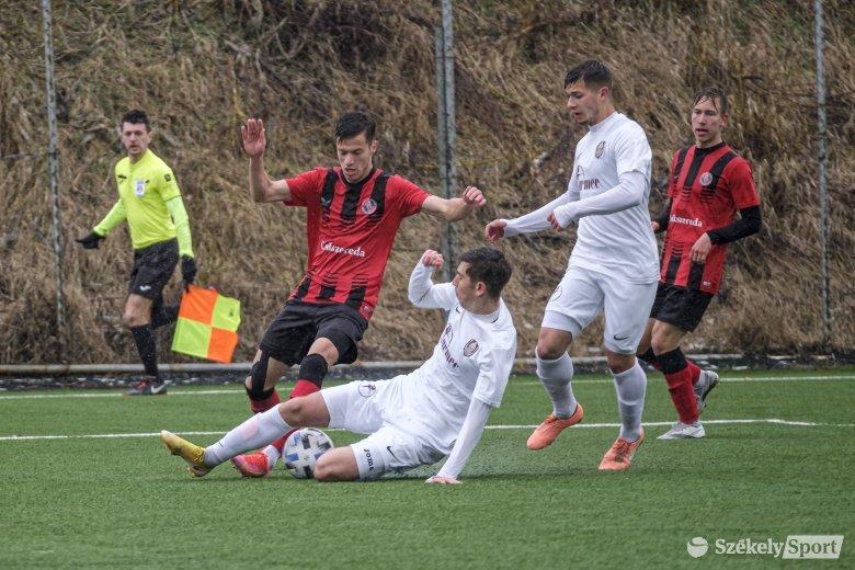 Az FK Csíkszereda két ificsapata jutott tovább