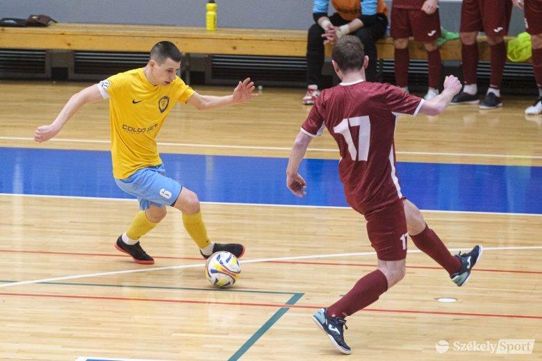 Végig loholt az ellenfele és az eredmény után az FK Udvarhely