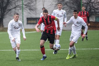 Az ifiknél az FK Csíkszereda jobb a Kolozsvári CFR-nél