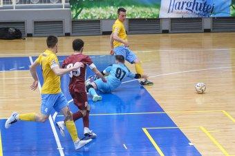 Közel volt az első rájátszásbeli diadalához az FK Udvarhely