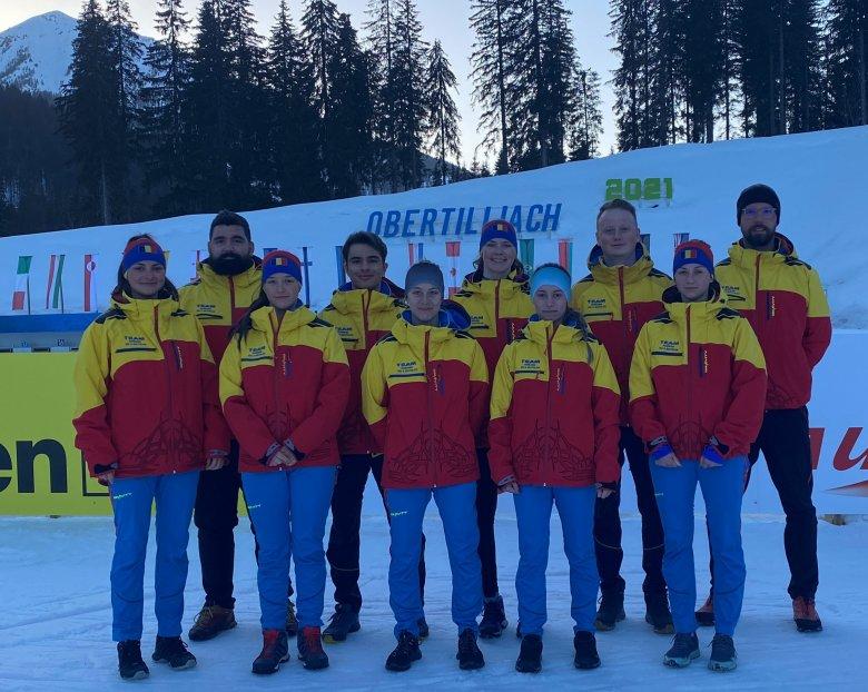 Tisztes helytállásban bíznak az ifjúsági vb-n a székely biatlonisták