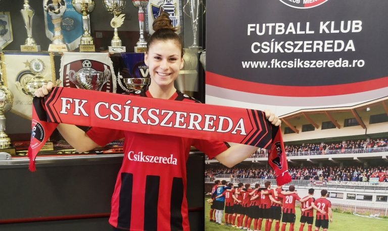 Erősített az FK Csíkszereda női focicsapata