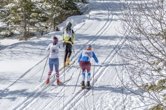 Két gyergyói arannyal kezdődött a sífutóbajnokság – képgaléria