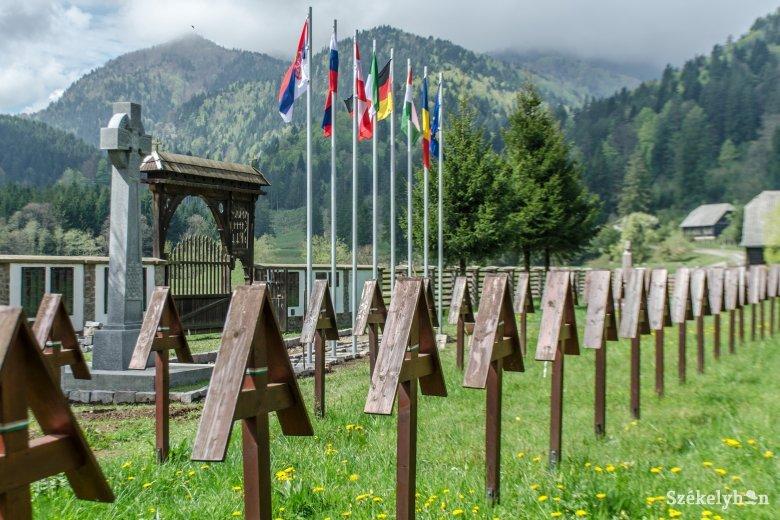 Az úzvölgyi katonatemető körül kialakult helyzet diplomáciai úton történő rendezését szorgalmazza Gabriel Leș védelmi miniszter