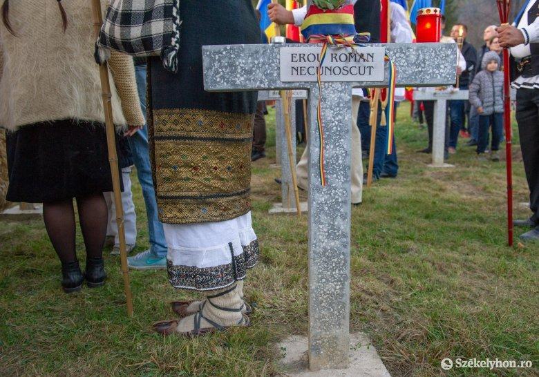 Úzvölgye: állati eredetűek a román katonáknak tulajdonított csontok