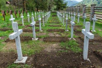 Önmérsékletre intenek az alcsíki polgármesterek az úzvölgyi temető kapcsán